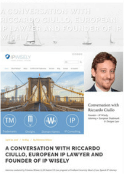 IP WISELY – Entrevista en Fordham IP, Media & Entertainment Law Journal